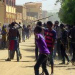 Malian police disperse protest against French military presence