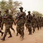 Mali soldiers airdrop provisions to village besieged by suspected jihadists
