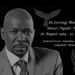 Menzi Ngubane to be buried on Saturday
