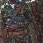 Fighting in Moz gas town rages for 2nd day