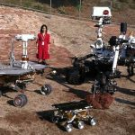 NASA Mars scientists spur girls to 'reach for the stars'