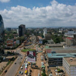 Nairobi is rapidly losing its green spaces: this could open the door to more diseases