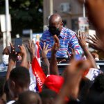 Re-elected Ghana President Akufo-Addo faces hung parliament