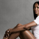 Supermodel Naomi Campbell is a mother at 50