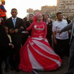 Egyptian women oppose repressive bill