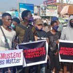 Nigerian police pledge Red Cross training nationwide protests continue