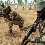Nigerian military in firefight with gang who kidnapped students