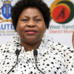 Gauteng Health MEC infected with COVID-19