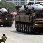 N.Korea unveils 'monster' new intercontinental ballistic missile at parade