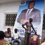Congo presidential candidate dies
