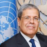 Tunisia's foreign minister tests positive for COVID-19