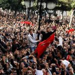 Riots break out in several Tunisian cities