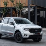 Work and play with the new Ford Ranger FX4