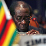 Chief orders Mugabe remains exhumed, reburied