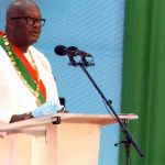 Burkina Faso President Kabore vows reconciliation during second term