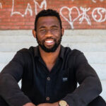 The rise of Siya Kolisi captured in a book