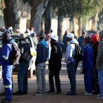 S.A's unemployment at a new high