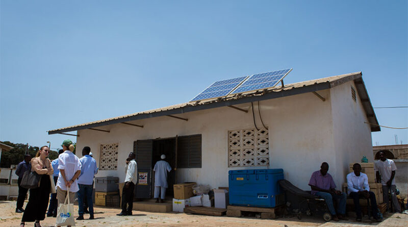 Solar energy in rural areas