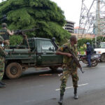 West African regional bloc suspends Guinea after coup