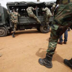 Three soldiers killed as dozens attack Ivory Coast camps