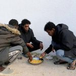 Peril at sea, danger on shore for migrants trapped in Libya