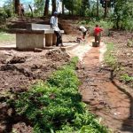 Kenyan villagers nurture local springs as founts of clean water