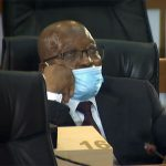 Zuma walks out on commission, after dismissal of recusal application