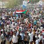 Thousands protest in Sudan in call for faster reform