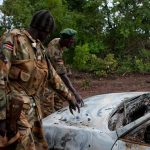 Violence flares for 3rd day in Darfur