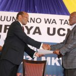 Tanzania's President John Magufuli says to work with rivals after tainted poll