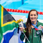 SA wins Africa's 2nd and 3rd Olympic medals