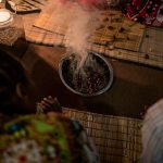 Traditional healers in South Africa are exposed to infection, but few can get protective gear