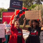 One year on, Tunisia's #MeToo movement grapples with race