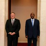 Sudan says agrees with U.S. on restoring of sovereign immunity
