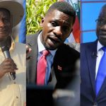 The main candidates in Uganda's election