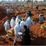 Africa's COVID-19 case fatality rate surpasses global level