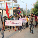 Four killed in Myanmar protests; military warns of 'danger' of demonstrations
