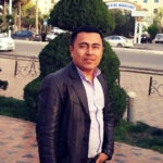 Uzbek blogger given 6.5 years in prison on libel, extortion charges