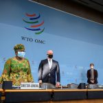 WTO chief hits the ground running