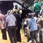 Zulu King's remains arrive at palace, before burial