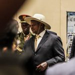 Uganda's Museveni leads, rival alleges fraud
