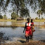 Violence, floods in South Sudan's Warrap state displace thousands