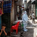 Third of world's people get no state aid during pandemic - Oxfam