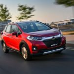 Meet Honda's new characterful, exciting compact SUV - the WR-V