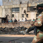 Death toll in South Africa riots rises to 337