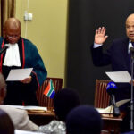 I did not try to influence the Chief Justice - Gordhan