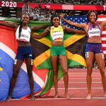 History made as Africa wins three more Olympic medals